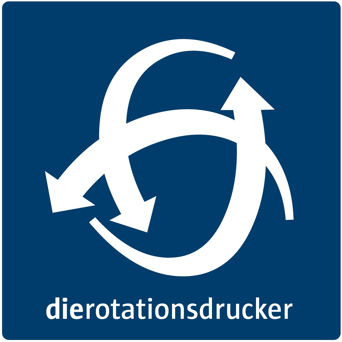 dierotationsdrucker